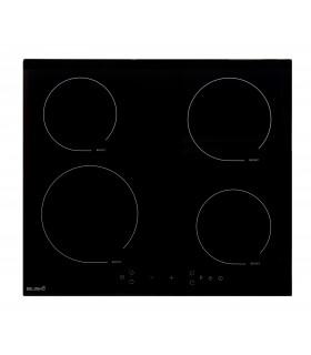 Table De Cuisson Induction Avec Minuterie - BELDEKO  TI4V-107 4 feux, encastrable, plaque de cuisson induction